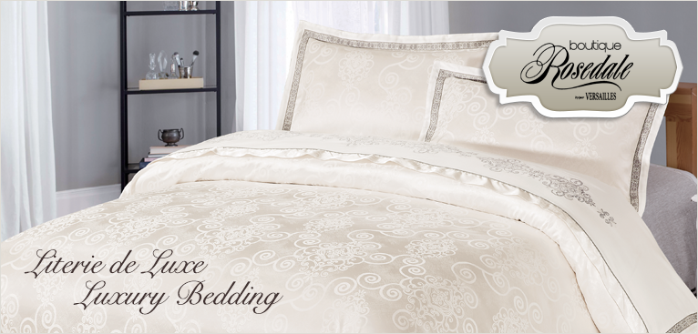 Luxury Bedding - Literie de Luxe