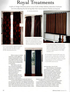 LDB Interior Textiles - September 2011