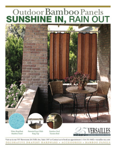 Home Textiles Today 2012 - Versailles Magazine Ad