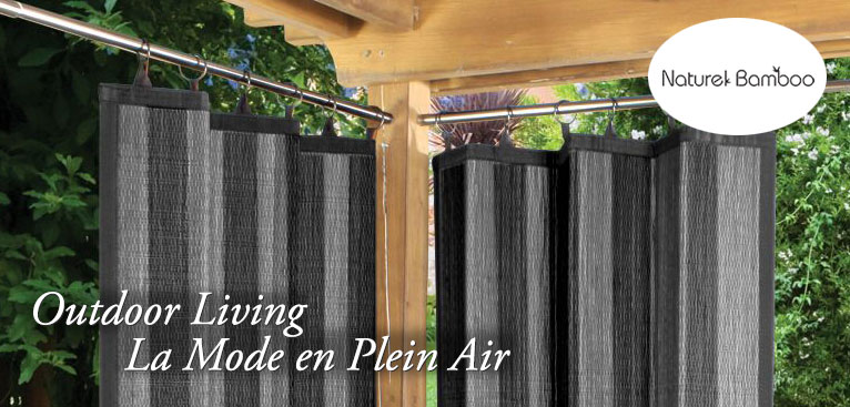 Outdoor Living - La mode en plein air