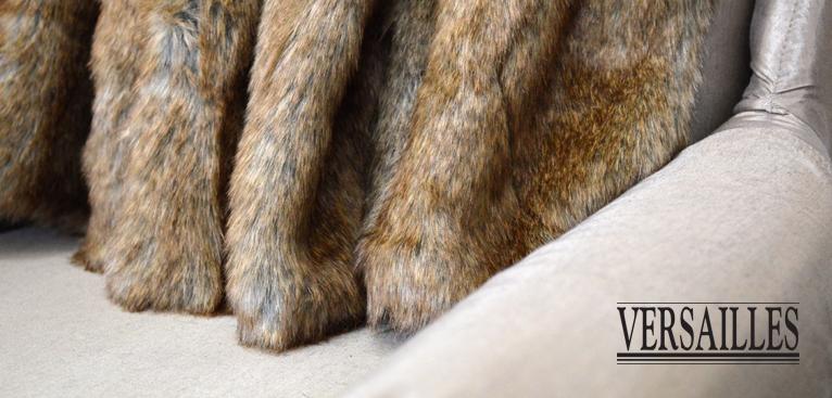 Boutique Rosedale - Luxury Faux Furs - Fourrure Synthétique de Luxe